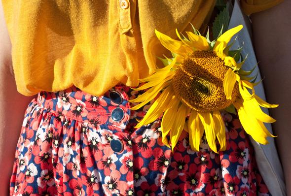 Золотые шорты, джинсовые рубашки и шляпы: Люди на фестивале MELT!. Изображение № 37.