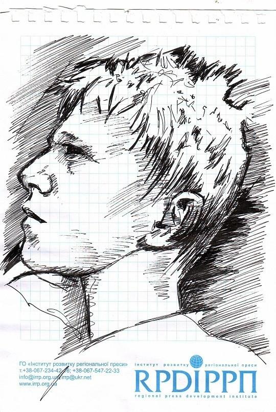 Портрет в клеточку. Изображение № 4.