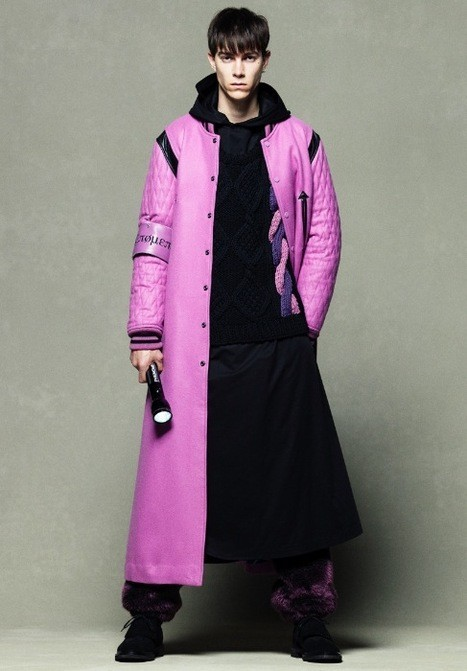 PHENOMENON A/W 2011 - PINK CLOWN. Изображение № 2.