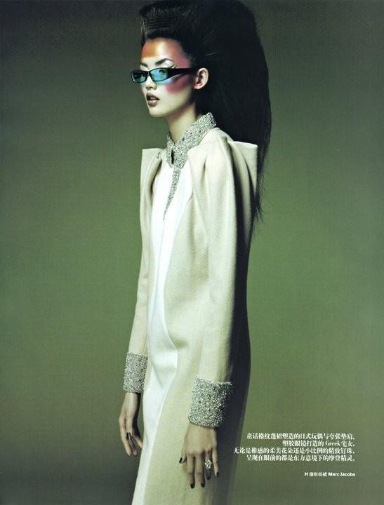 Magical illusion (China Harper's Bazaar, November 2008). Изображение № 6.