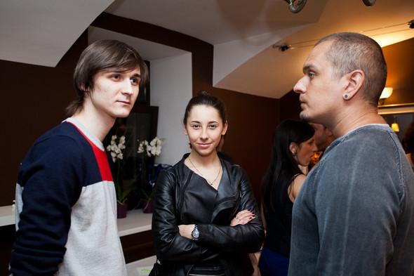 Открытие гостиной L'Maison в Петербурге. Изображение № 8.