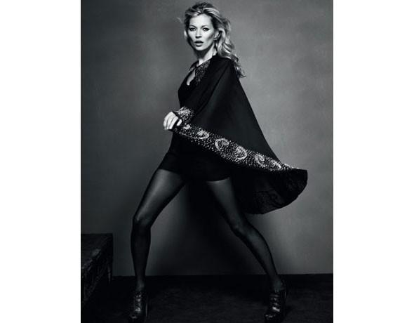 Новости моды: Лара Стоун, Коко Роша и Кейт Мосс. Изображение № 6.