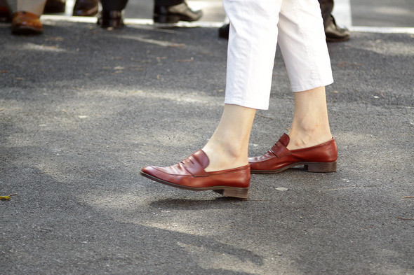 Изображение 3. Milan Fashion Week в деталях: день 2.. Изображение № 3.