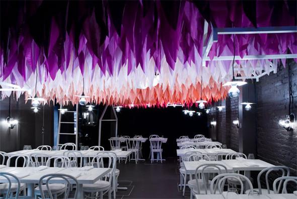 Место есть: Новые рестораны в главных городах мира. Изображение № 55.