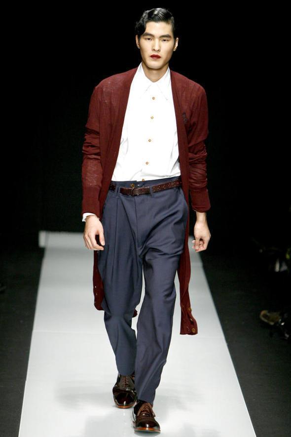 Изображение 103. Milan Fashion Week. Часть 1.. Изображение № 119.