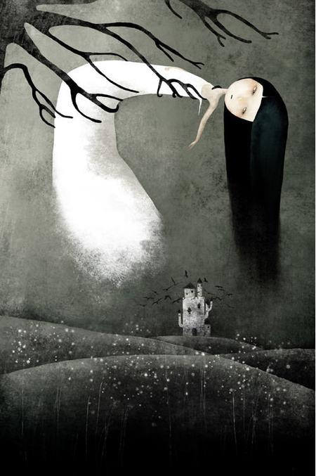 Темная тоска посветлым воспониманиям детства. Изображение № 7.