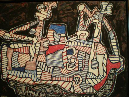 Jean Dubuffet. Изображение № 5.