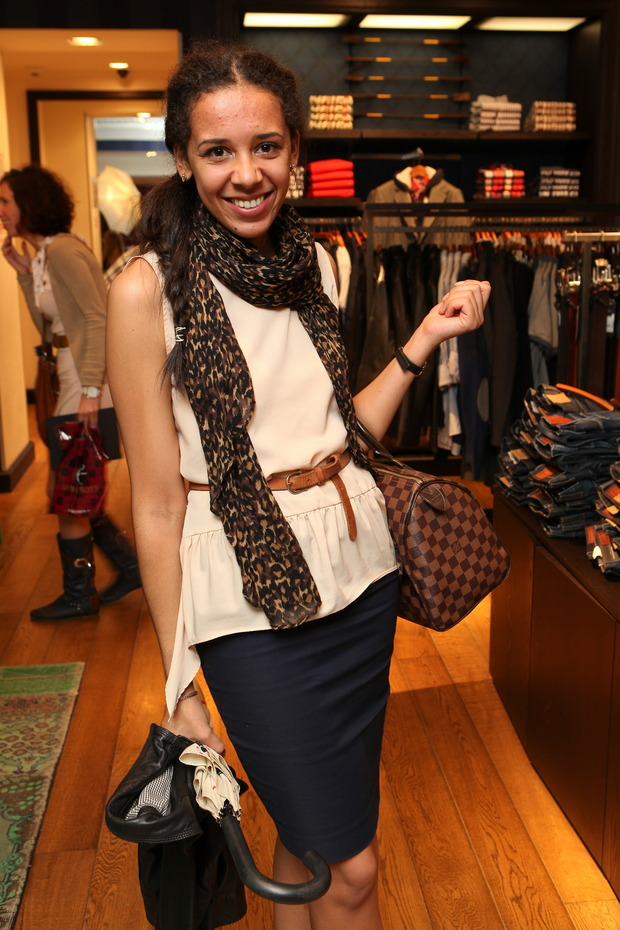 Tommy Hilfiger - Vogue Fashion's Night Out . Изображение № 18.
