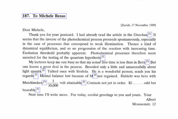 Пять тысяч документов Эйнштейна выложили в Сеть. Изображение № 1.