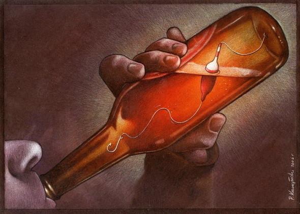 Изображение 1. Карикатурист Pawel Kuczynski.. Изображение № 1.