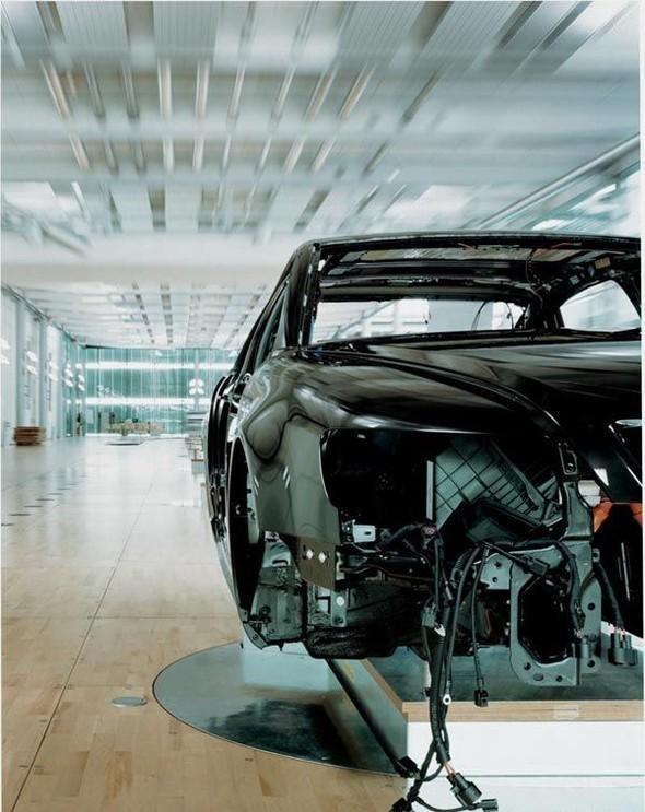 Стеклянная мануфактура Volkswagen. Изображение № 9.