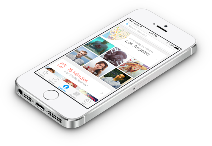Приложение Humin позволит «по-умному» организовать контакты в смартфоне. Изображение № 1.