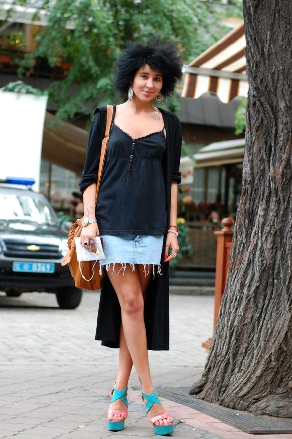 Street style в Одессе. Изображение № 9.