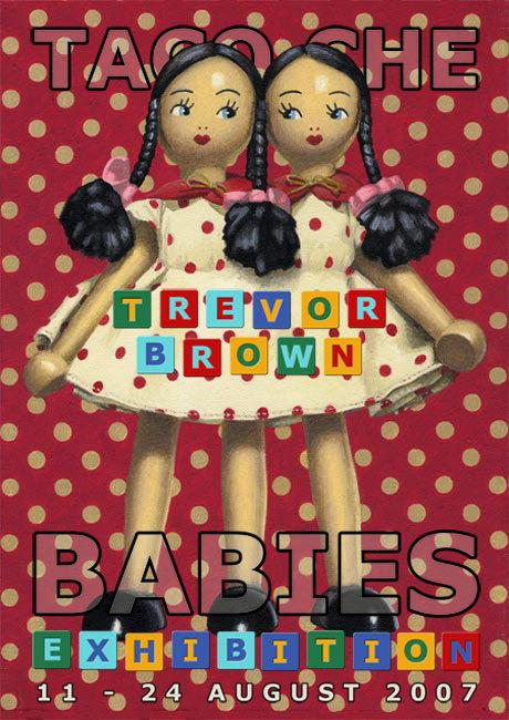 Baby artТрэвора Брауна. Изображение № 40.