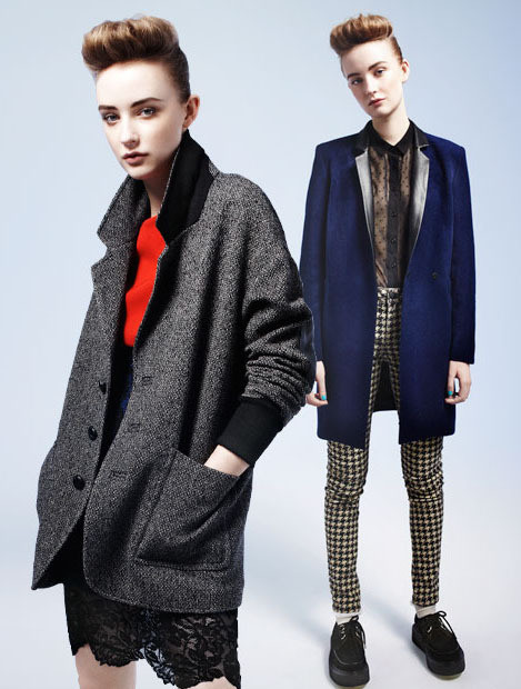 Изображение 4. Topshop: FIRST LOOK FOR AUTUMN.. Изображение № 4.