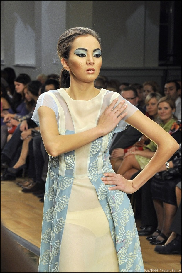 Показ Fabric Fancy в рамках DnN St.Petesburg Fashion Week . Изображение № 4.