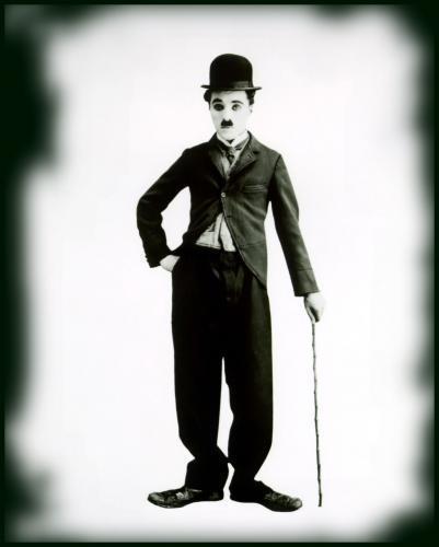Изображение 19. «БЫТЬ САМИМ СОБОЙ». В память о Чарли Чаплине.. Изображение № 2.