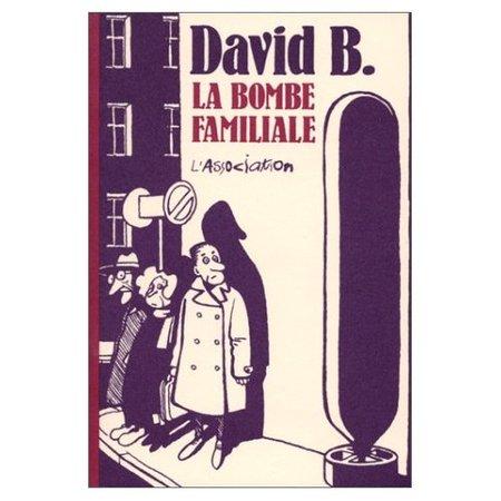 David B– комиксы изФранции. Изображение № 1.