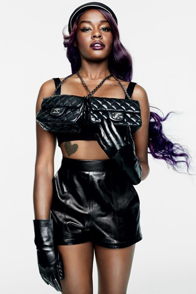 Азилия Бэнкс, хип-хоперша и любительница сипанка. Изображение № 15.