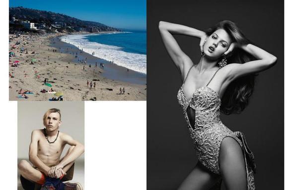 Изображение 1. Съемки: AnOther Man, Interview, Madame Figaro и Vogue.. Изображение № 1.