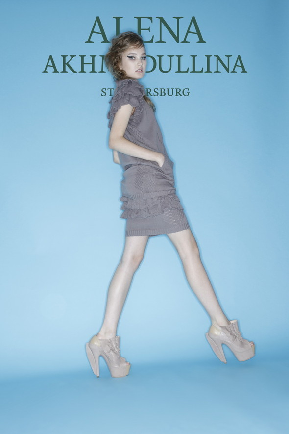 Лукбук: Alena Akhmadullina SS 2012. Изображение № 26.