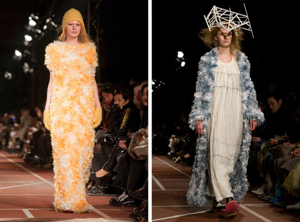 Japan Fashion Week AW 2010 - 2011. Изображение № 28.