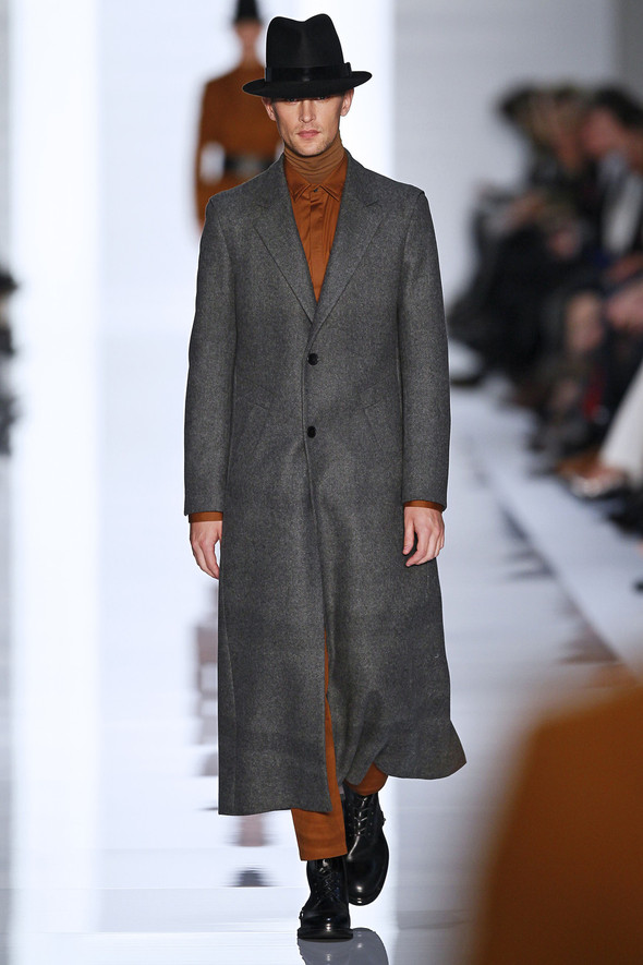Berlin Fashion Week A/W 2012: Hugo by Hugo Boss. Изображение № 38.