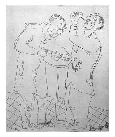Максим Кантор «Учебник рисования». Изображение № 5.