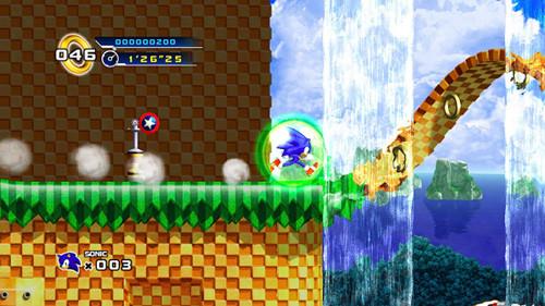 Sonic The Hedgehog 4. Изображение № 1.