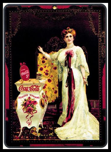 Изображение 2. Coca-cola – История бренда, история рекламы.. Изображение № 2.