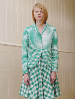 Томоко Яманака: практический опыт создания коллекции женской одежды. Изображение № 6.