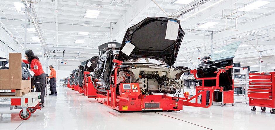 5 отличий электромобиля Tesla Model S от всех других автомобилей. Изображение № 4.