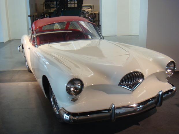 Испанский музей ретро-автомобилей. Изображение № 16.