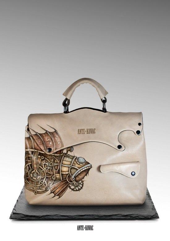Как создавался бренд. Ante Kovac - сумки с картинками. . Изображение № 5.