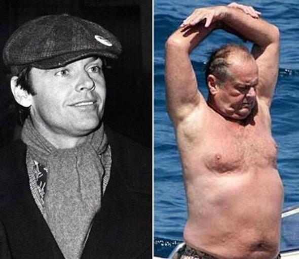 Знаменитые люди: тогда и сейчас. Изображение № 6.