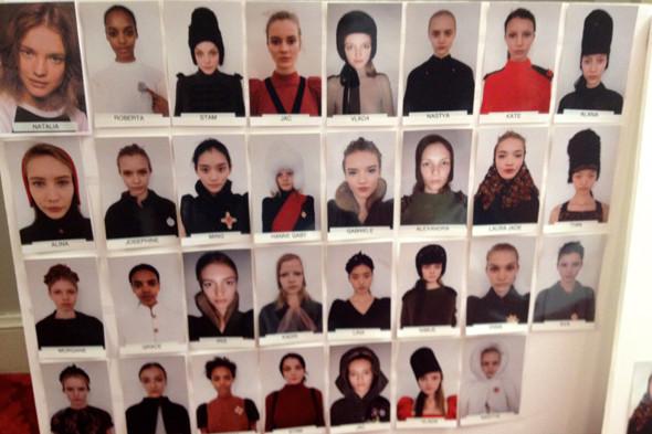 Дневник модели: Показы недели моды Haute Couture. Изображение № 55.