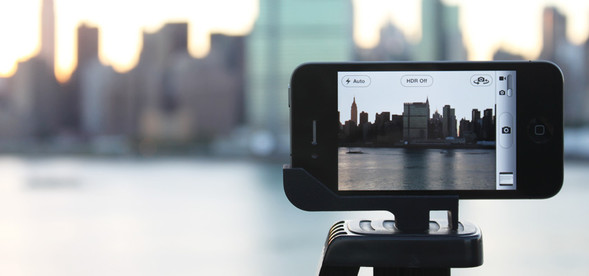 Новый аксессуар для iPhone 4 превращающий телефон в профессиональную камеру!. Изображение № 2.