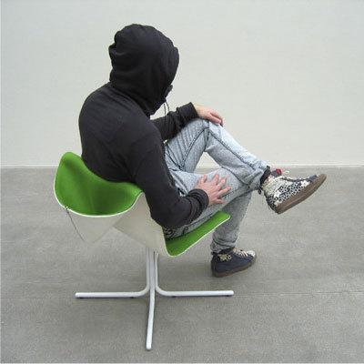 Кресло скапюшоном. Изображение № 2.