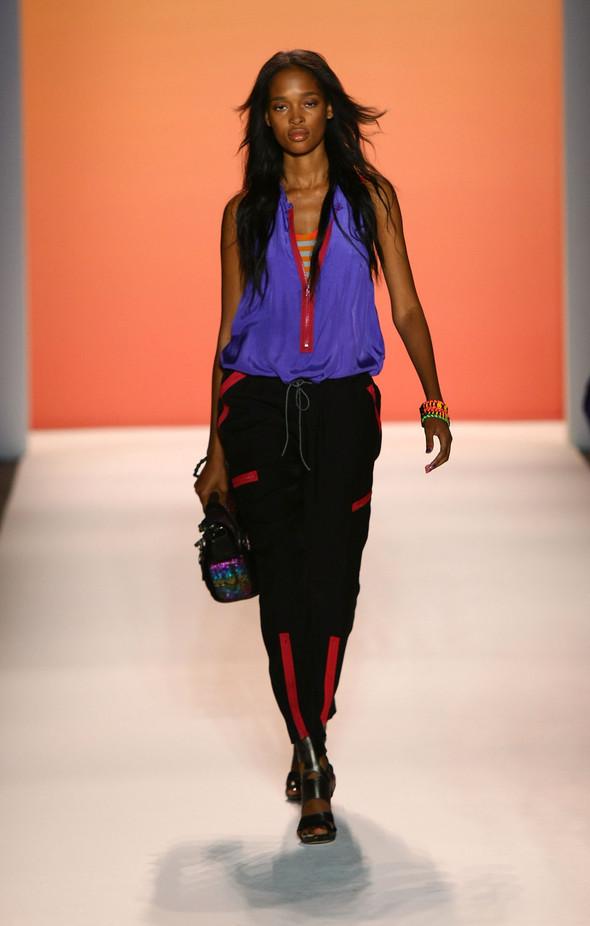 New York Fashion Week Spring 2012: День второй. Изображение № 12.
