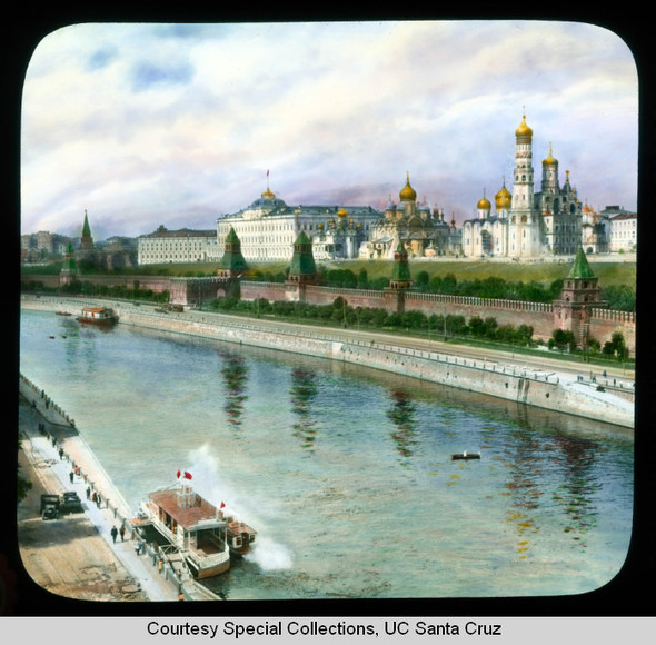 Изображение 7. Москва в цвете 1920-30х годов.. Изображение № 5.