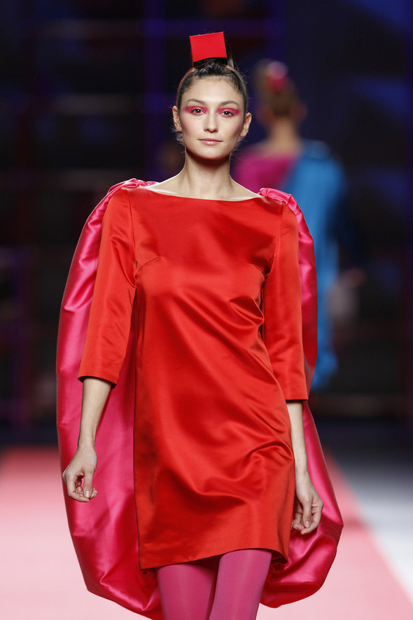 Madrid Fashion Week A/W 2012: Agatha Ruiz de la Prada. Изображение № 26.