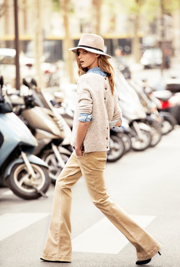 Лукбуки: H&M, Free People, Mango и Zara. Изображение № 33.