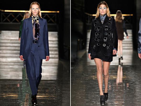 Показы Paris Fashion Week FW 2012: День 9. Изображение № 3.