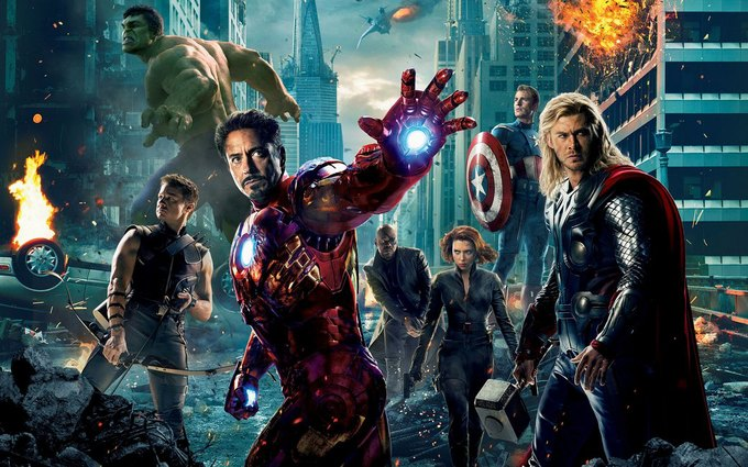 Слух: Третий фильм о Мстителях выйдет в двух частях. Изображение № 1.