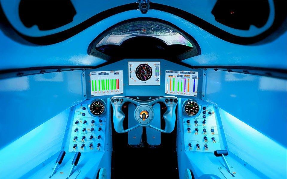 Как выглядит самый быстрый автомобиль  в мире. Изображение № 8.