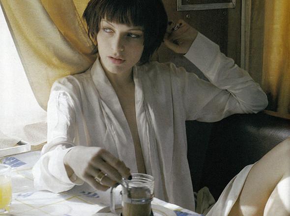 Прямая речь: модель, актриса и художник Рие Расмуссен (часть вторая). Изображение № 13.