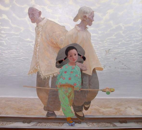 Wang Yi Guang. Feitain, или летающий пух. Изображение № 18.