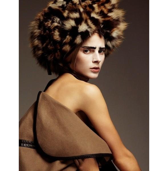 5 новых съемок: Dossier, Muse и Vogue. Изображение № 50.