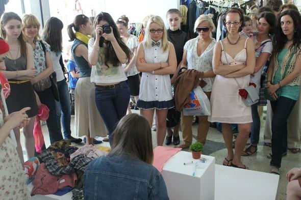 Впечатления moyaodezda: культурная барахолка Open Шкаф.. Изображение № 18.
