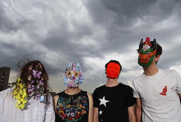 Animal Collective поделились новым альбомом до релиза. Изображение № 3.